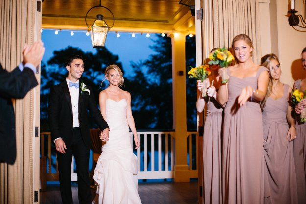 The reception. Photo by Clay Austin Photography